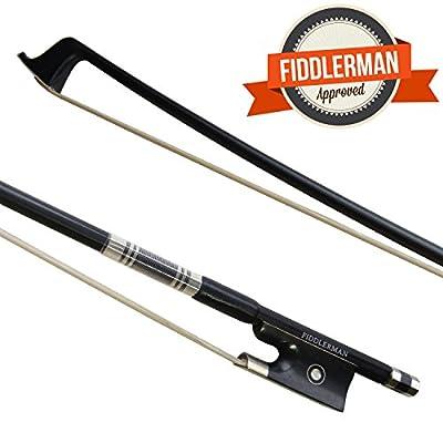 Fiddlerman Carbon Fiber Violin Bow from Fiddlerman