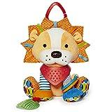 Skip Hop Bandana Buddies Activity Toy, Lion