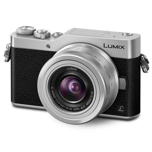 PANASONIC LUMIX GX850 4K Mirrorless Camera with 12-32mm MEGA O.I.S. Lens, 16...