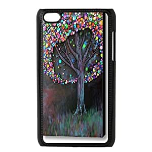 Chaap And High Quality Phone Case FOR IPod Touch 4th -Love Tree Pattern-LiShuangD Store Case 17