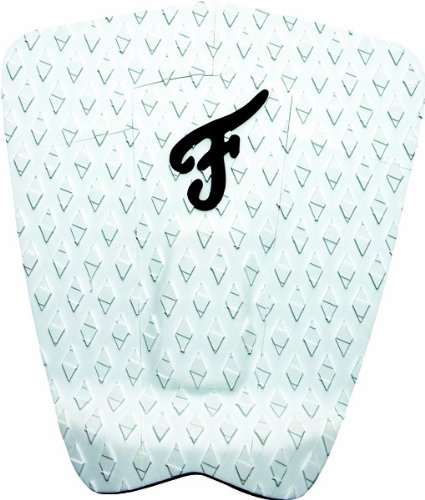 Famous Deluxe F5 5-Piece White Traction Pad (Stomp Stars Pad)