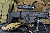 Zeus 336 3-12x50 (60 Hz) Thermal Imaging Weapon Sight, FLIR Tau 2 - 336x256 (17μm) 60Hz Core, 50 mm Lens
