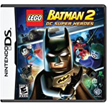 LEGO Batman 2: DC Super Heroes - Nintendo DS