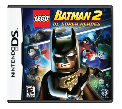 (LEGO Batman 2: DC Super Heroes - Nintendo DS)