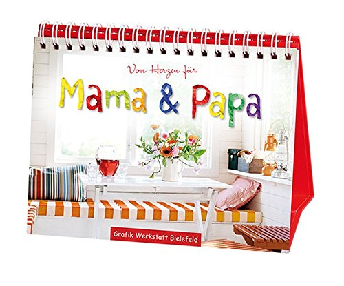 Von Herzen Fur Mama Papa Amazon De Grafik Werkstatt Bielefeld