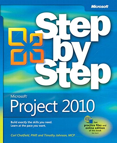 Download Microsoft Project 2010 Step by Step Pdf