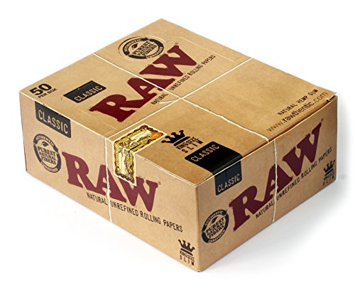 Raw-Classic-King-Size-Slim-Rolling-Paper-Full-Box-Of-50-Packs