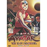 Avatar: The Last Airbender Book 1-3 (TV 1 - 61 End) English Dubbed (DVD, Region All) Japanese anime