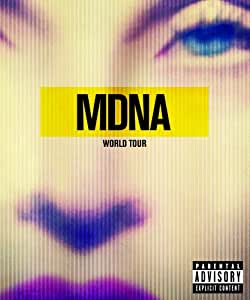 Madonna: The MDNA Tour [Blu-ray] (2013)