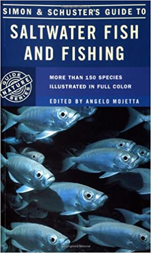 Book Simon & Schuster's Guide to Saltwater Fish and Fishing