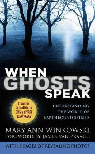 When Ghosts Speak: Understanding the World of Earthbound Spirits pdf epub