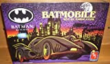 Batman Returns Batmobile with Jet Turbine Engine Model Kit by AMT Ertl