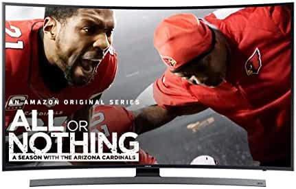 Samsung UN55KU6600 Curved 55-Inch 4K Ultra HD Smart LED TV (2016 Model)