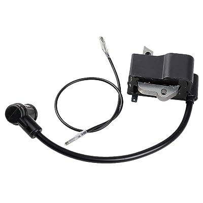 4137 400 1350 Ignition coil for Stihl FS75 FS80 FS85 FC85 HT70 HT75 Trimmer