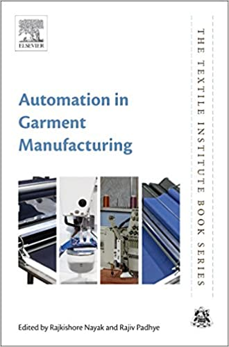 Buy Automation in Garment Manufacturing (The Textile