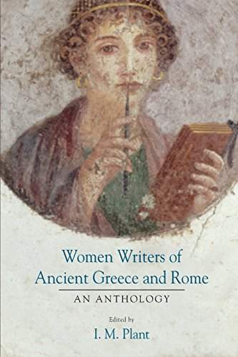 Women Writers of Ancient Greece and Rome: An Anthology (Tapa Blanda)