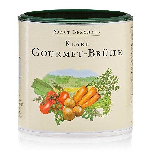 Klare Gourmet-Brühe 340 g