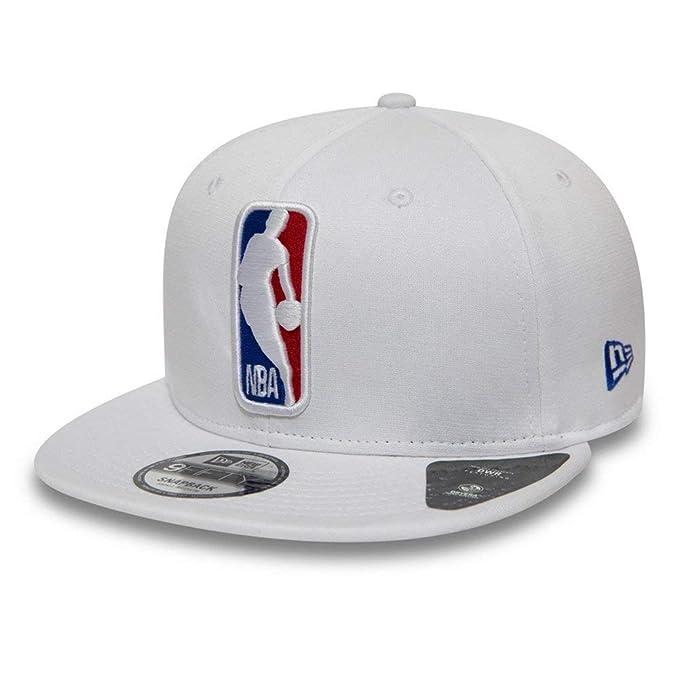 New Era Gorra 9Fifty NBA Shadow Tech DWR Blanco M/L: Amazon.es ...