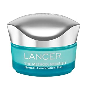 The Method: Nourish Normal-Combination Skin, 1.7 FL OZ, Dr. Lancer Dermatology Skincare, 3-Month Supply, For Daily Use, Anti-Aging Moisturizer, 3-Step Routine