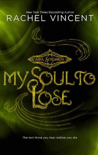 book cover of My Soul to Lose