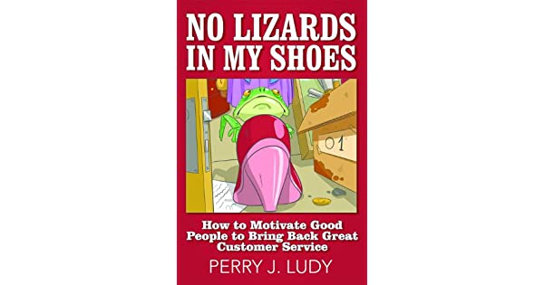 No Lizards In My Shoes