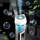 Homecube USB Car Diffuser, Ultrasonic Cool Mist