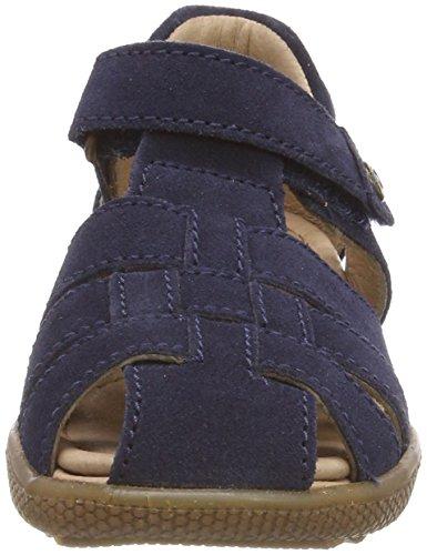 Naturino Gene, Sandalias de Gladiador Para Niños Braun (Navy)