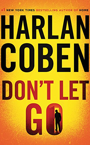 Book Cover: Don't Let Go