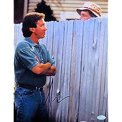 Tim Allen Signed Autographed 11X14 Photo Home Improvement w/Wilson JSA S71603