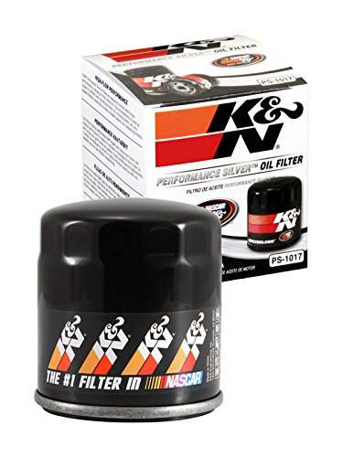 PS-1017 K&N OIL FILTER; AUTOMOTIVE - PRO-SERIES (Automotive Oil Filters):