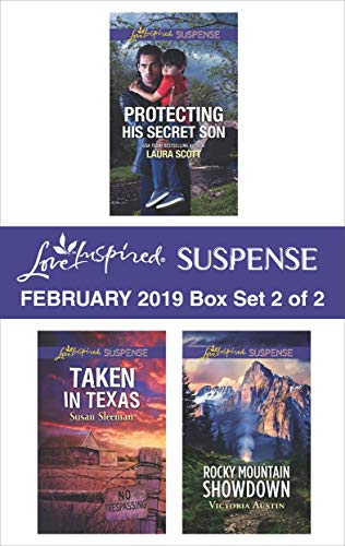 Harlequin Love Inspired Suspense February 2019 - Box Set 2 of 2: An Anthology