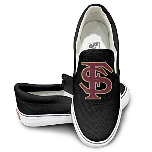 TAYC Florida State University Logo Personality Shoe Black (Football Disney Helmet)