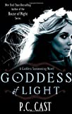 Front cover for the book Goddess of Light by P. C. Cast