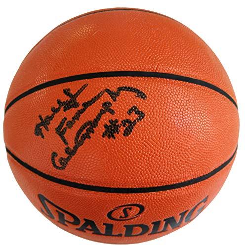 Calvin Murphy Houston Rockets Signed Autographed Spalding NBA Game Ball Series Basketball CAS COA ()