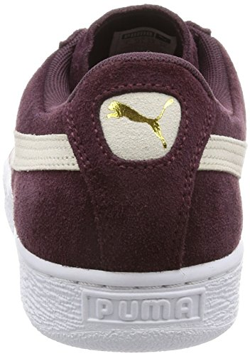 Sneakers Classic Basses Femme Violet white Winetasting Puma Suede 56nq7wEvAx