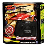 Air Hogs Red/White Sharp Shooter Ch A