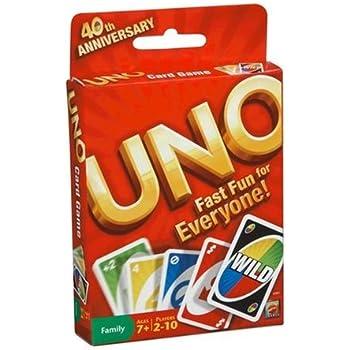 Mattell Original UNO Card Game