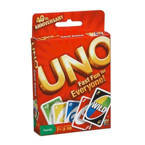 Mattell Original UNO Card Game