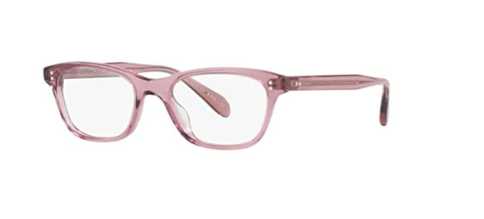 60351c4d079 Image Unavailable. Image not available for. Color  Authentic Oliver Peoples  5224 Ashton 1656 AMETHYST Eyeglasses