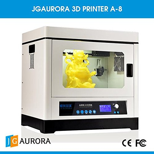 JG Aurora 3D Printer A-8 - 350 x 250 x 300 mm