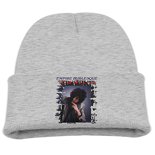Jagger Costumes Mick (SHEAKA Bob Dylan Empire Burlesque Poster Baby's Knitted Hip-HopHats Ash For Autumn And)