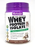 Bluebonnet Nutrition 100% Natural Whey Protein Isolate Powder, Chocolate Flavor, 1 Pound Review