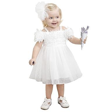 Amazon Little Girls Clothes Lace Princess Dresses Kids