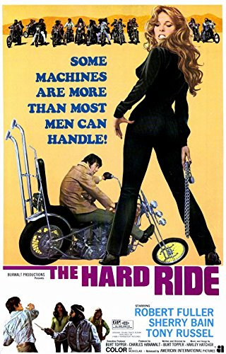 Hard Ride Poster (The Hard Ride - Movie Poster - 11 x)