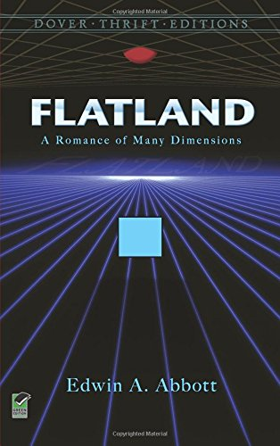 Flatland: A Romance of Many Dimensions (Dover Thrift Editions)