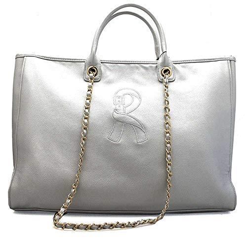 Roberta di Camerino Bag Viola summer Female Silver - RC0352-402 75b65a9532f