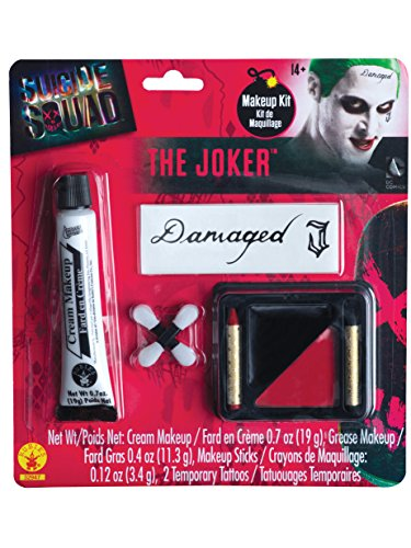 Rubies Suicide Squad Joker Makeup Kit ()