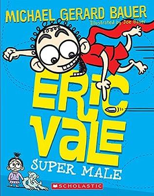 book cover of Super Male