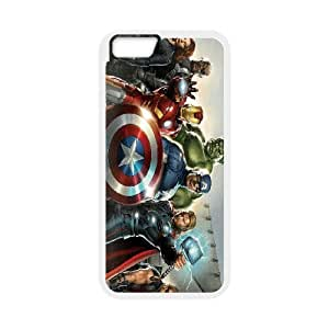 COOL Creative Desktop The Avengers CASE For iPhone 6,6S 4.7 Inch Send tempered glass screen protector Q90D802954