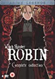 Witch Hunter Robin Complete [Import anglais]